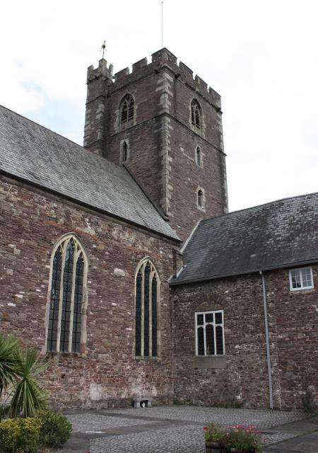 Priory Church of St Mary, Abergavenny
